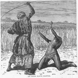 The Arab Muslim Slave Trade of Africans